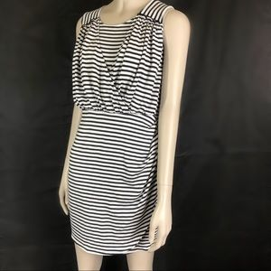 93d52c3a5a8 Mossimo Supply Co. Dresses - Black and White Striped Summer Dress